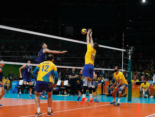 Uma modalidade bem conhecida entre os brasileiros. Fazer uma aposta esportiva online nos antigos campeões mundiais