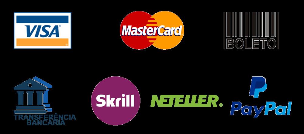 Métodos de pagamento seguros para fazer apostas esportivas online
